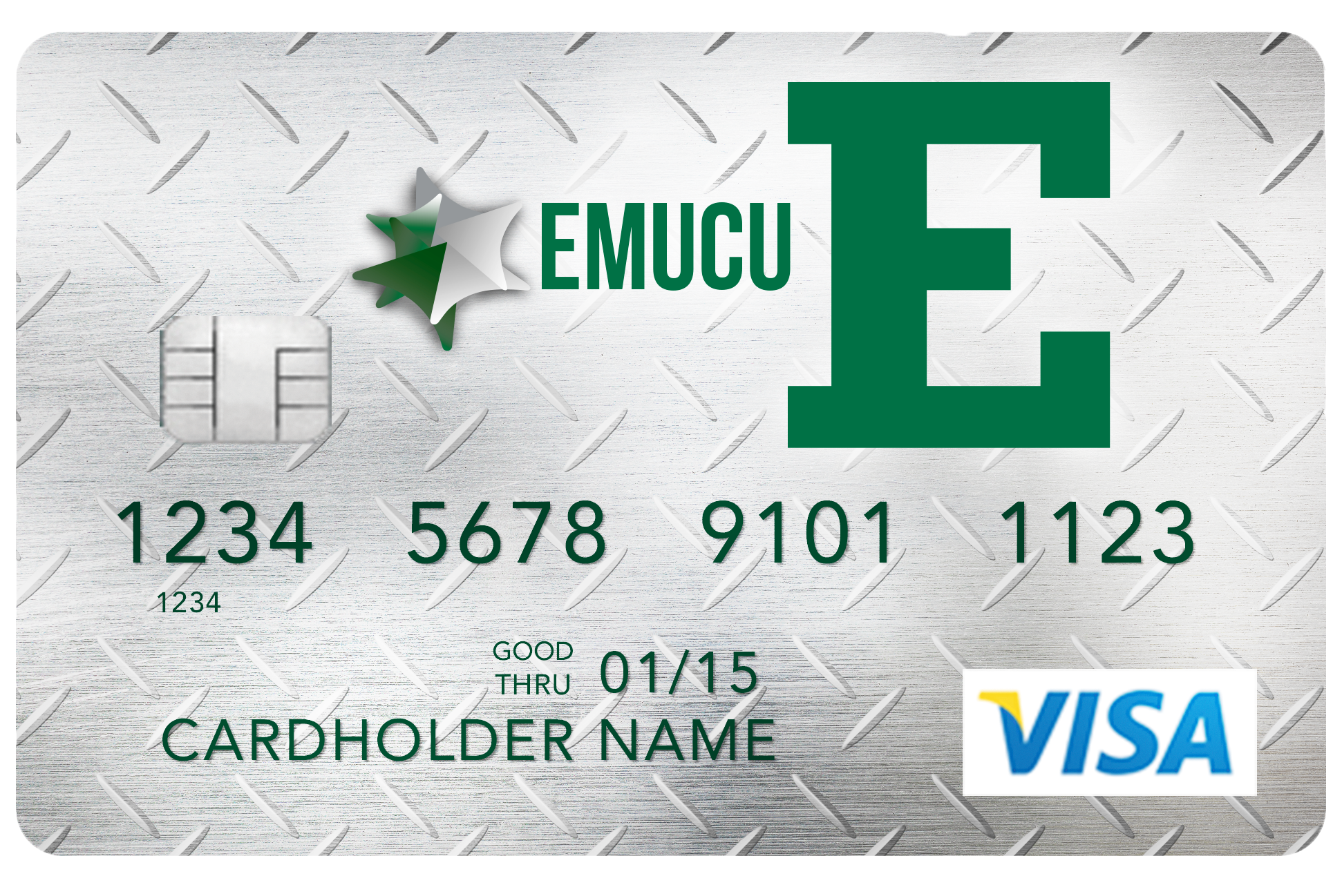 Check Card EMUF Logo